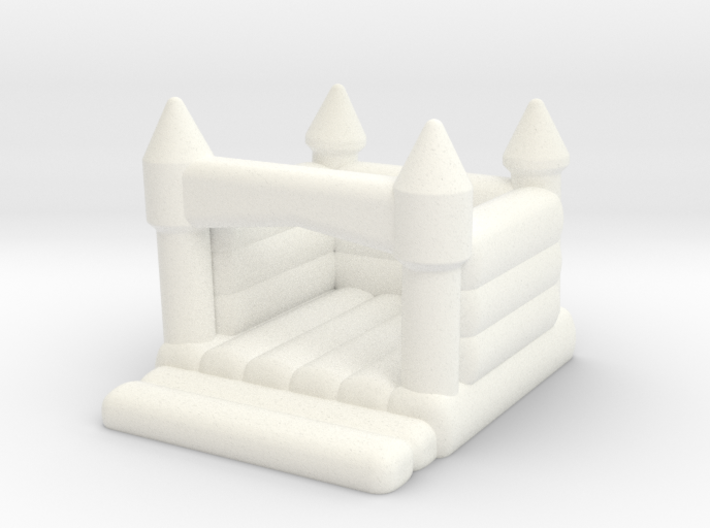 N Bouncing Castle Size 2 3d printed