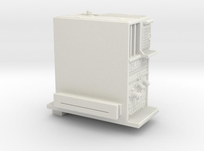 1/87 Rosenbauer SQUAD/Engine Pump Section 3d printed