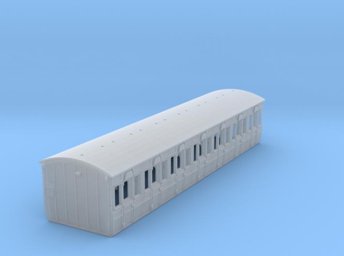 Metropolitan Railway (Full Third) 394  OO  3d printed