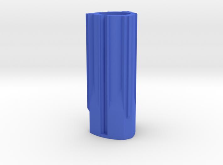 Nerf Sledgefire Mega Dart shell MK2 3d printed