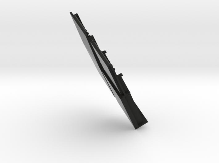 41 module long 2pc mod bottom 3d printed