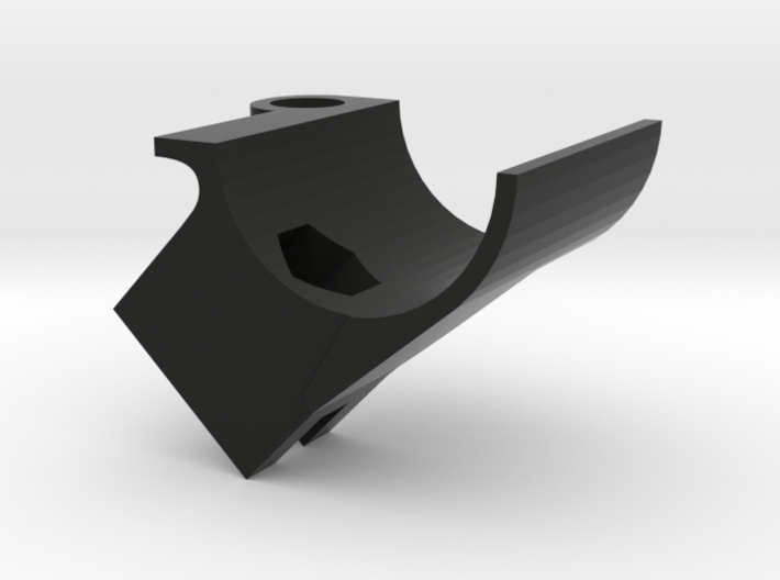 Shimano I-Spec A/B to I-Spec II adapter v2- Right 3d printed