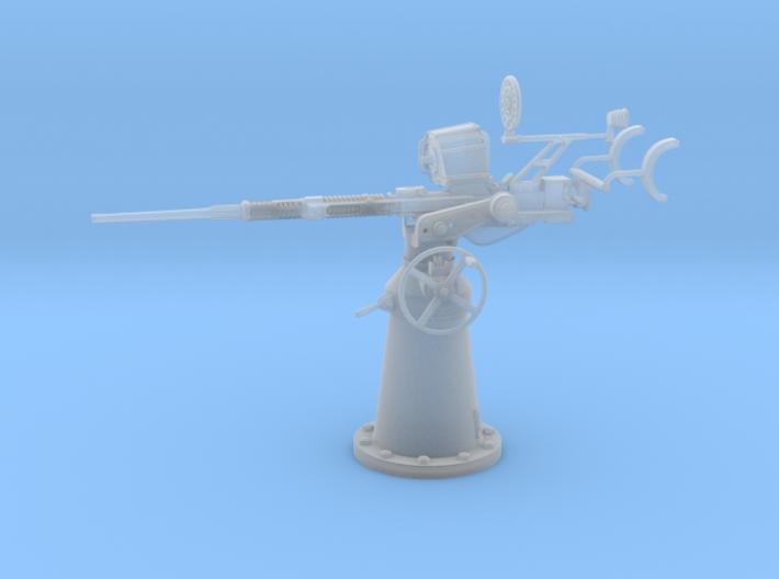 1/20 USN 20mm Oerlikon Mk4 w/o Shield 3d printed