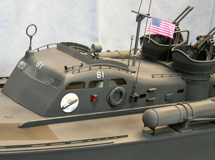 Lamps, Side; for Elco 77 PT Boat; Multi-scale 3d printed Lamp on 1:24 model