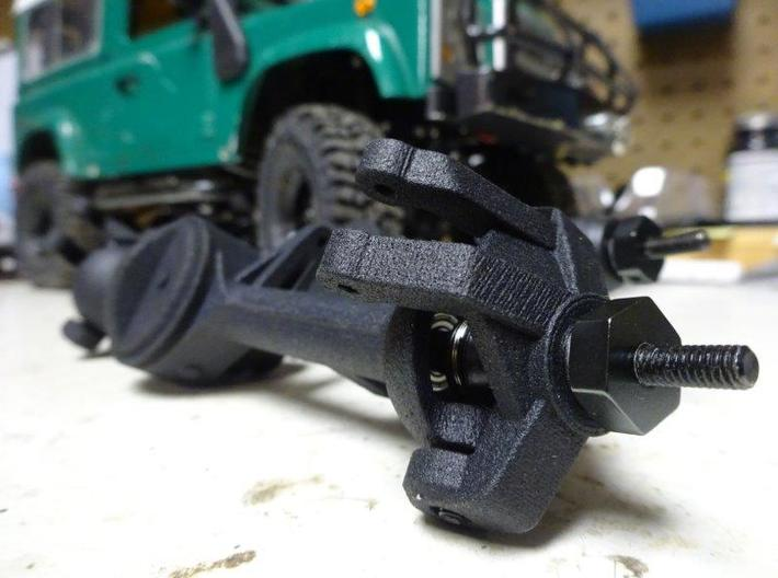 NCYota Double Shear Knuckle and Lockout Combo 3d printed
