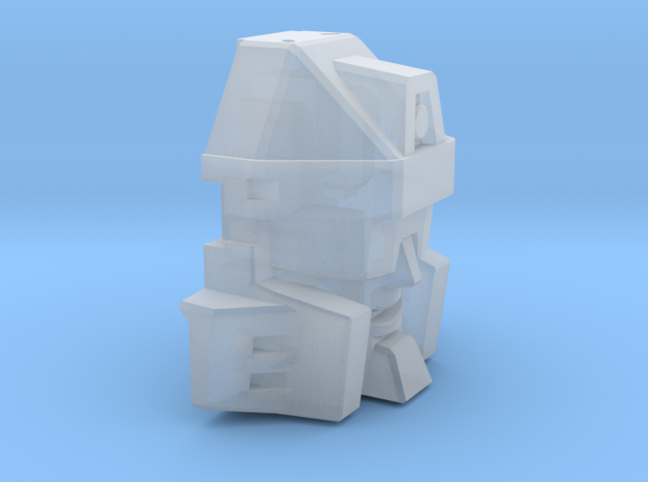 Twin-Cockpit Dueller's Face G1 toy style 3d printed
