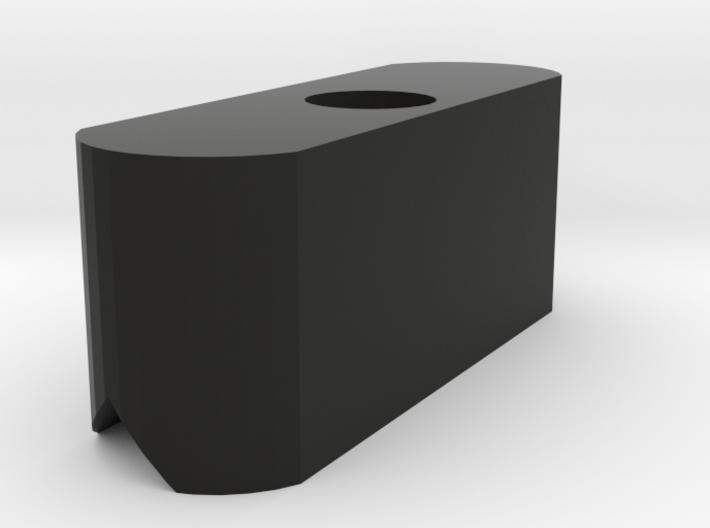 Micro Red Dot Sight Mount Bracket 3d printed