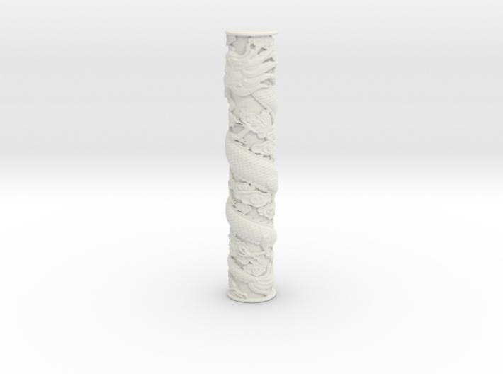 Dragon Pillar (Test acc) 3d printed