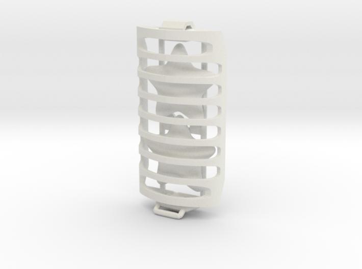 LED shade (Star) 3d printed