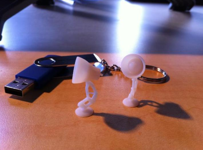 Mini Lamp Cufflink (order 2 for set) 3d printed