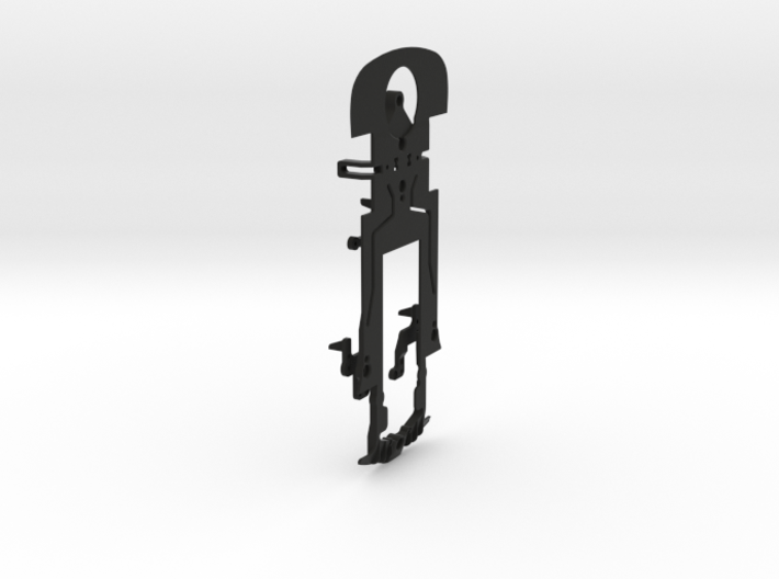 GT3 ITALIA INLINE CHASSIS 3d printed