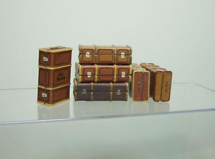 1:32 Koffer / Suitcase 3d printed