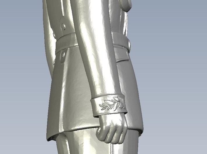 1/32 scale USSR & Russian Army honor guard soldier 3d printed