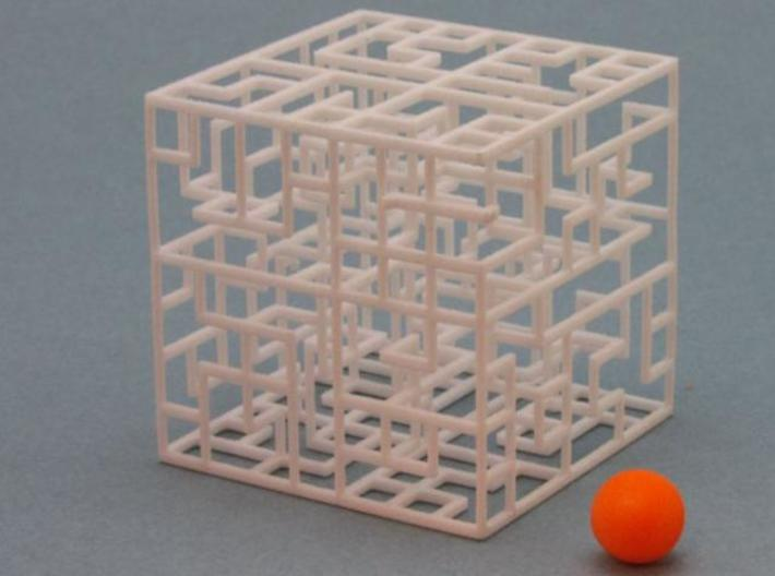 Maze Mix-pack 1 – 555, 666, 777 3d printed Escher's Playground