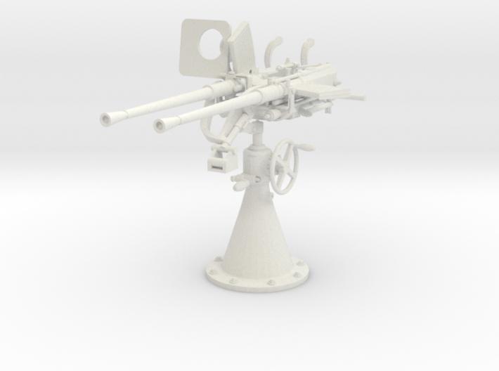 1/11 DKM Double 20mm C/30 Flak 3d printed