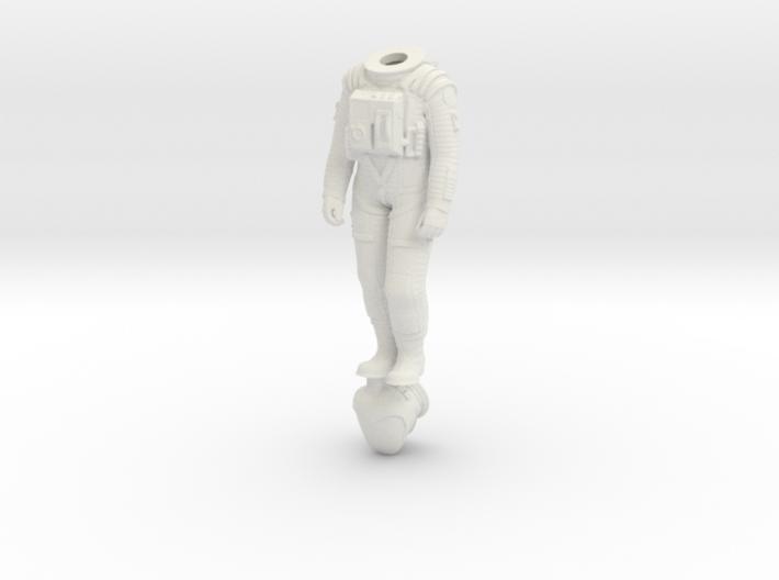 2001 Astronaut 1:32 3d printed