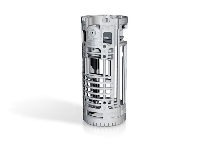 Graflex Mentor - Var1 Part09 - Main Gen Style 2 3d printed