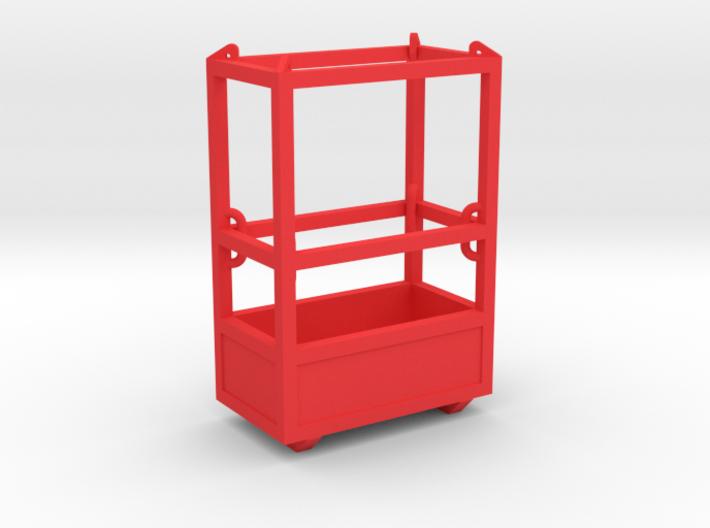 1-50 Man Basket 2P 3d printed