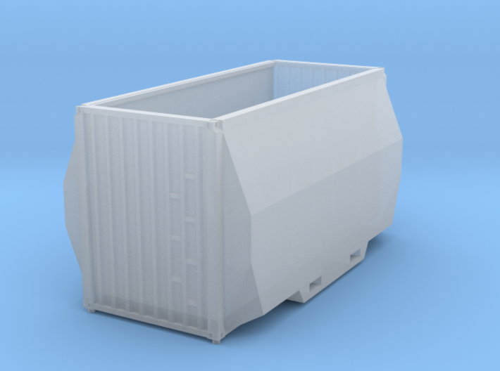innofreight WoodTainer, Fliscontainer Fortum, GC 3d printed