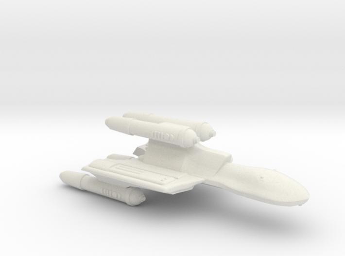 3788 Scale Romulan FireHawk-K Heavy Cruiser MGL 3d printed