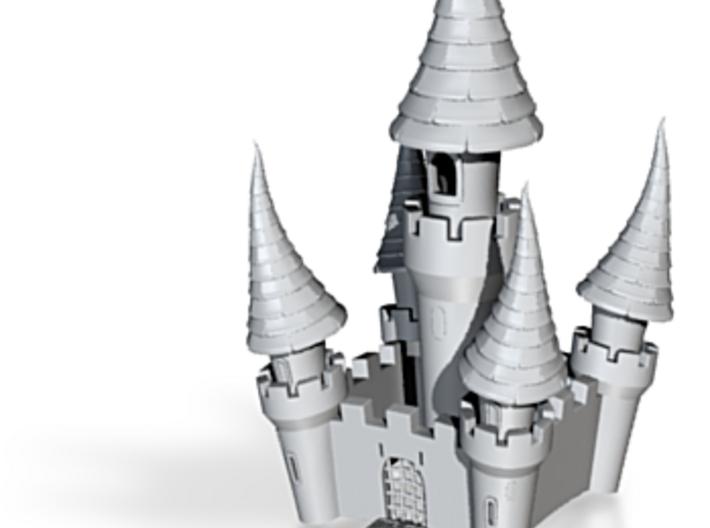 Chateau 3d printed