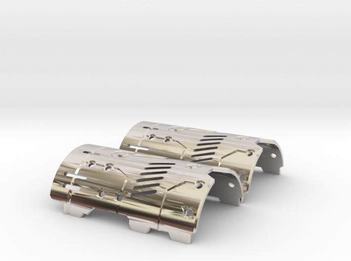 Graflex Mentor - Var1 Part07 - Plates - Style2 3d printed