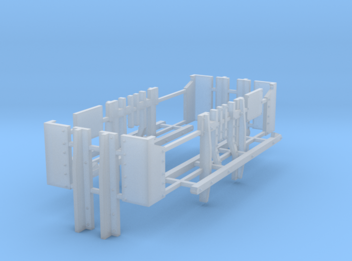GWR_O35_Medfit_7mm:1ft Strapping only 3d printed
