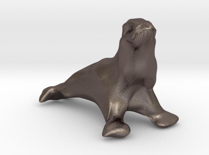 Sea Lion 3d printed