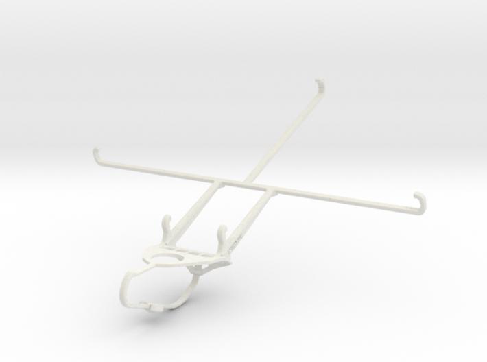 Controller mount for Nimbus & Apple iPad 4 Wi-Fi - 3d printed