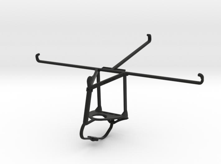 Steelseries Nimbus & Apple iPad Air - Over the top 3d printed