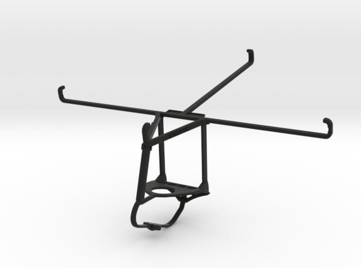 Steelseries Nimbus & Apple iPad 3 Wi-Fi + Cellular 3d printed