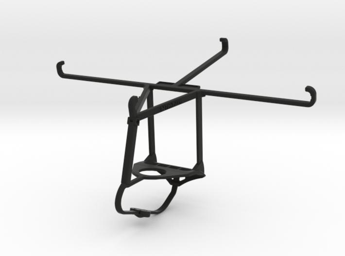 Steelseries Nimbus & Apple iPad mini 2 - Over the  3d printed