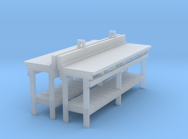 144 scale workbench x2 3d printed