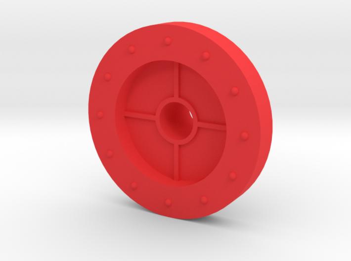 Andromeda Big Wheel 3d printed