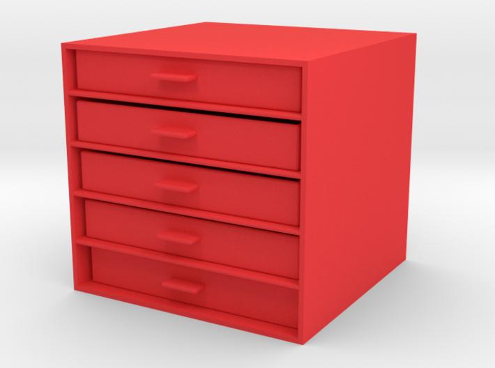 Desktop Cupboard 3d printed