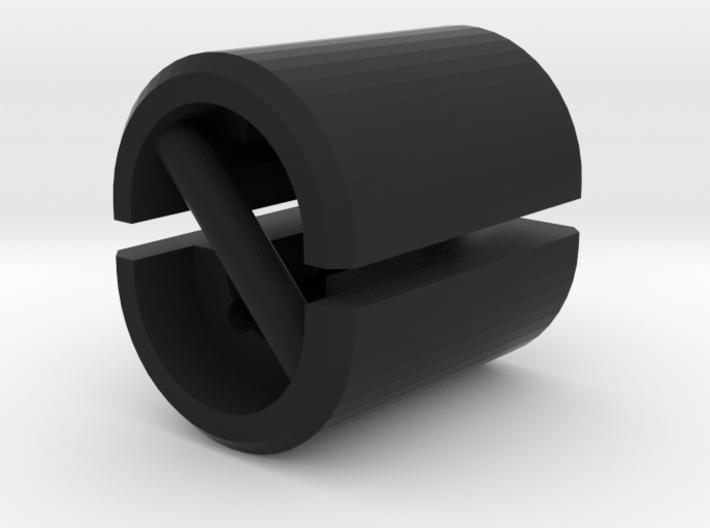 3.5mm 6-pole V2 Male Plug Holder SIMPLE 3d printed