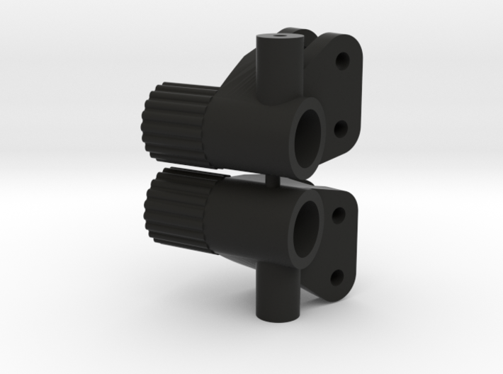 Enigma Lower Link Mounts 3d printed