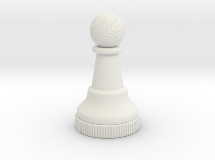 Chess Piece - Pawn 3d printed