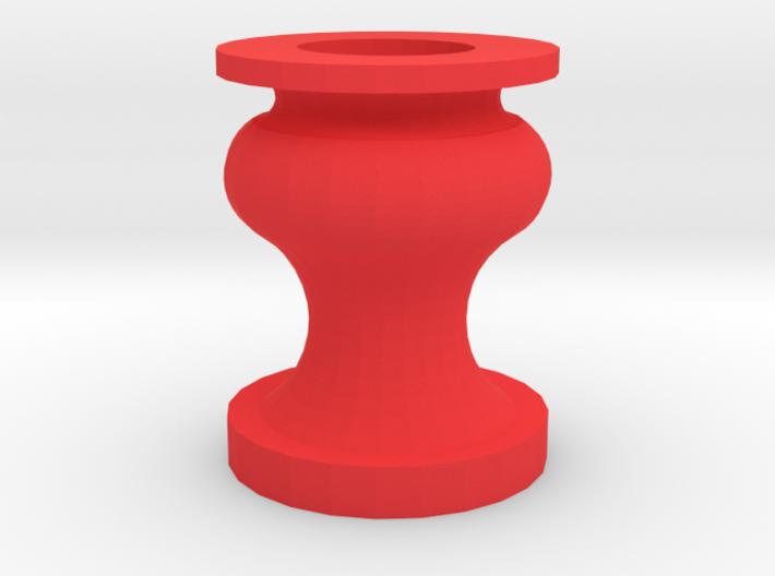 The Vase 3d printed