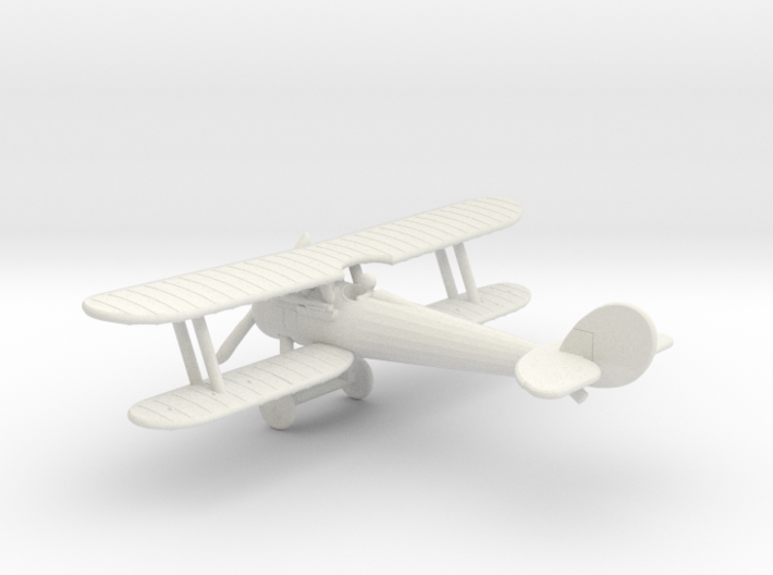Nieuport 28 3d printed 1:144 Nieuport 28