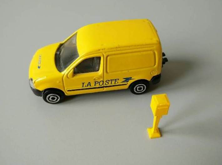1/60 French Post Box / boîte postale n°1 3d printed