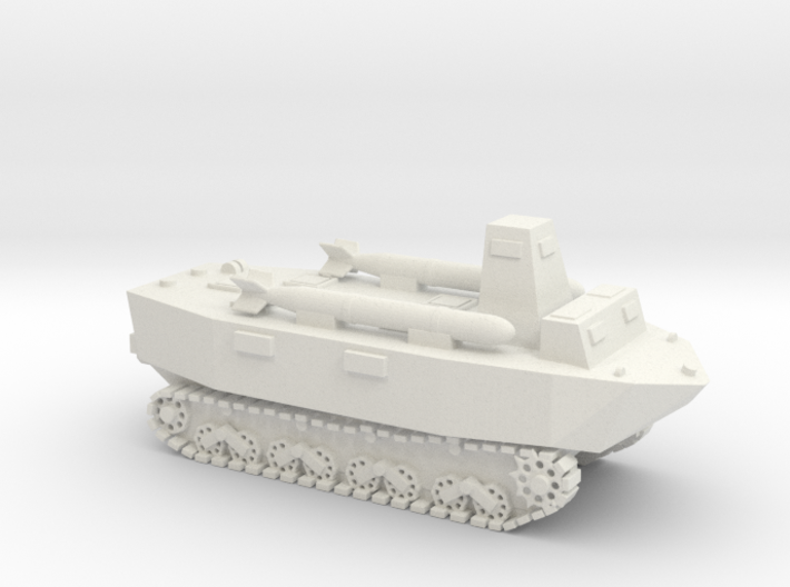 Japanese WWII Ka-Tsu 1/100 3d printed