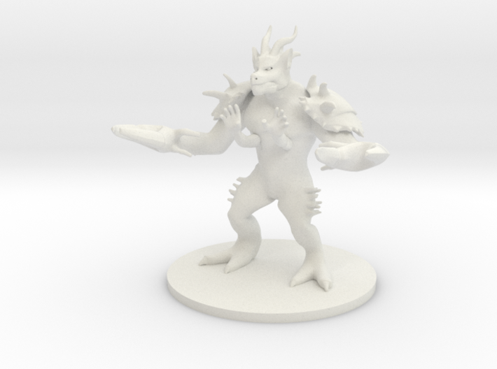 Glabrezu 3d printed