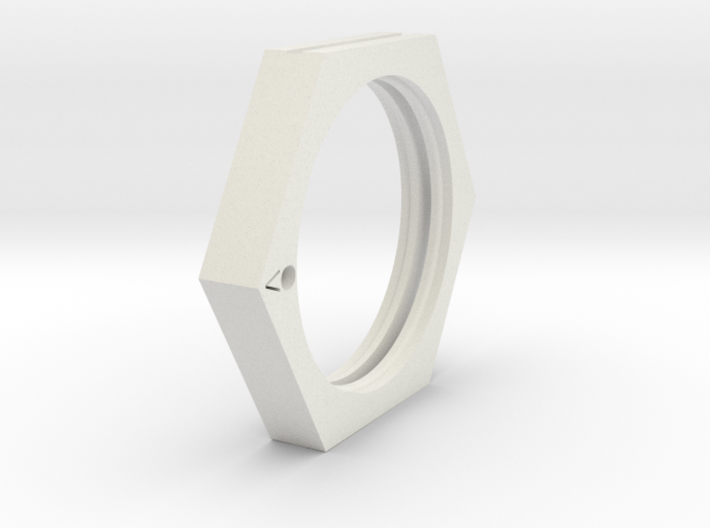 Point (Bookring) 3d printed