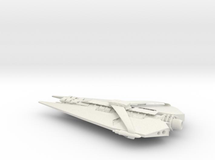 Narn S'lon-class Heavy Strike Cruise 110mm 3d printed