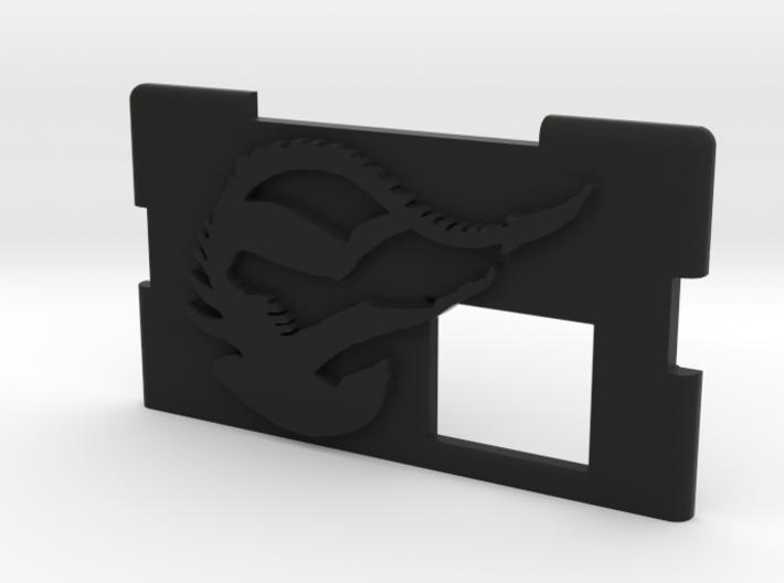 Kmods Alien Squonk Door 3d printed