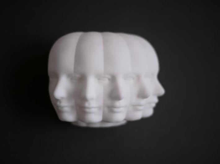5face 3d printed