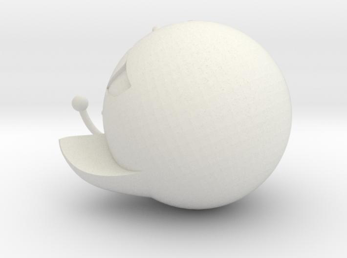 Luna P Sphere 1in Pendant/Earring 3d printed