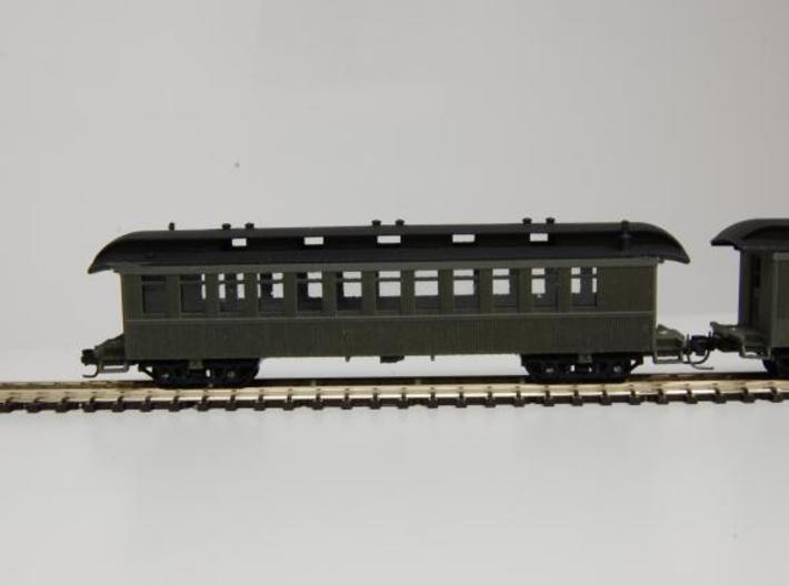 Nn3 Passenger Train 4 cars 3d printed