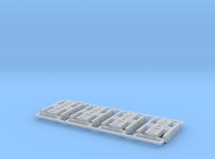 1:160 1XTa -Shaft 3d printed